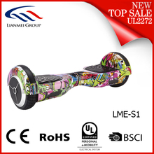2017 best hoverboard with bluetooth for hot selling