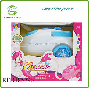 Children electric household mini vacuum cleaner toy