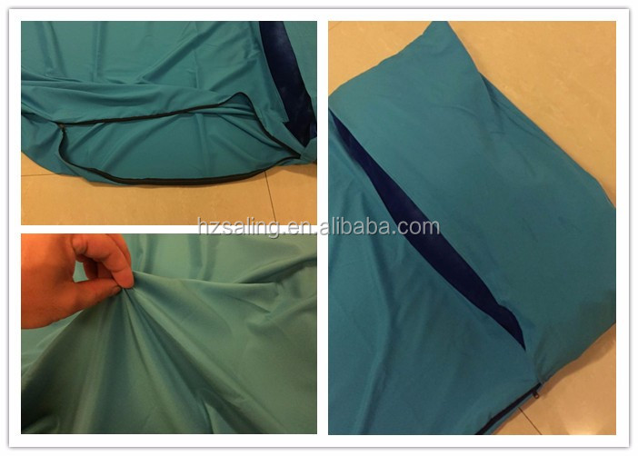 Silk Single Camping Sleepsack Sleeping Bag Liner,Warm Weather Sleeping Bag, Hostel Travel Sheet