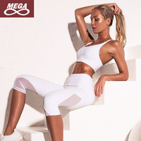 Wholesale Sexy Mesh Athletic Jogger Yoga Sport Wear