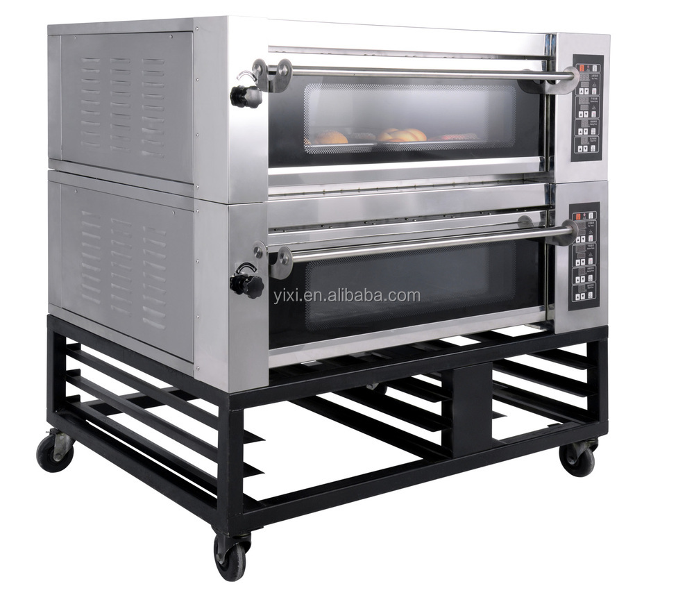 Commercial Oven Bakery For Bread Gas Deck Oven Buy