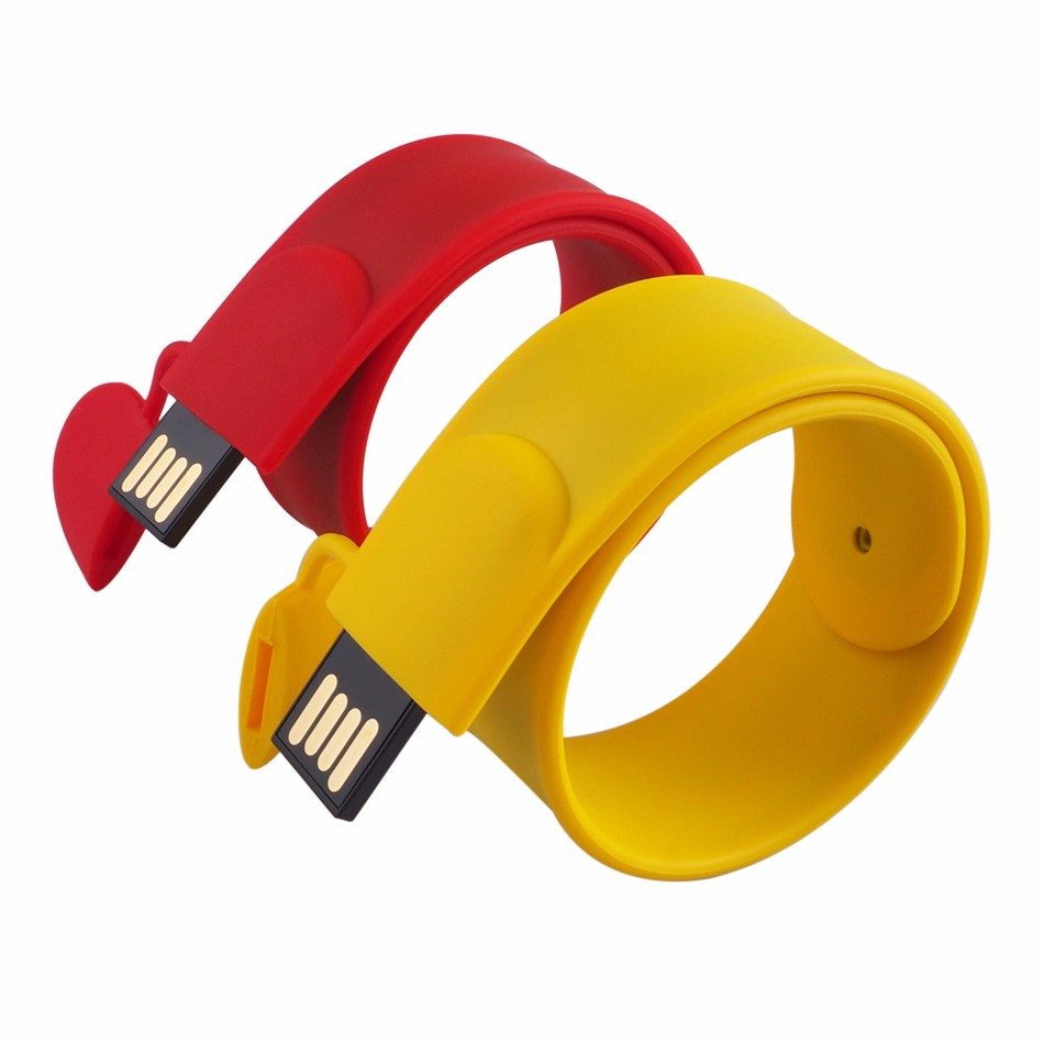 China Usb Memory Drive Bracelet Manufacturers And Suppliers On Alibaba