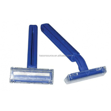 professional exporter disposable men triple blade shaving for wholesale