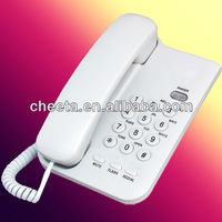 Home corded basic telephone pabx phone