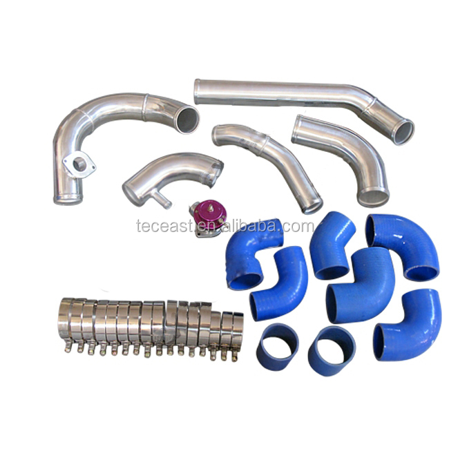 Intercooler Pipe Kit with Turbo Intake Pipe BOV For Miata 1.8L NA-T