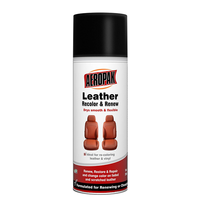 New For 2019 Aeropak 400ml Leather Renew Repair Spray Paint Buy Vinyl And Leather Fabric Seat Repair Spray Leather Furniture Repair Restore Leather