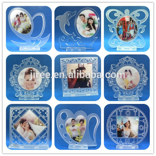 2019 Cute musical note shape inventive picture photo frame