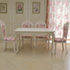 A1501 europe royal rectangle dining room table living room hideaway cheap round and chairs philippine dining table set
