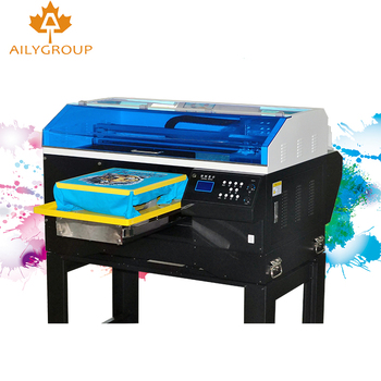 f19cfb2a Price Digital Direct To Garment dtg T Shirt Printer 3D, multicolor T Shirt  Printing Machine