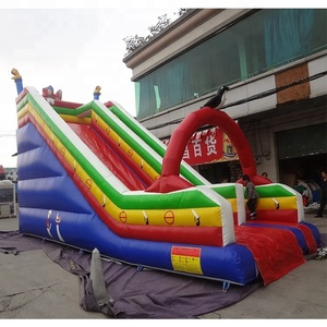 Air Bouncer Inflatable Trampoline Inflatable Bouncer Water Slide