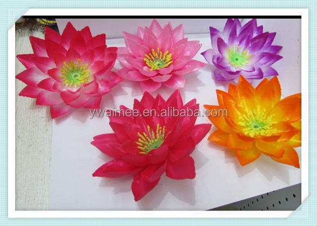 yiwu aimee fornitura fiori di stoffa cuscini fatti a mano