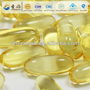 2015 hot-selling items Omega 3 fish oil softgel