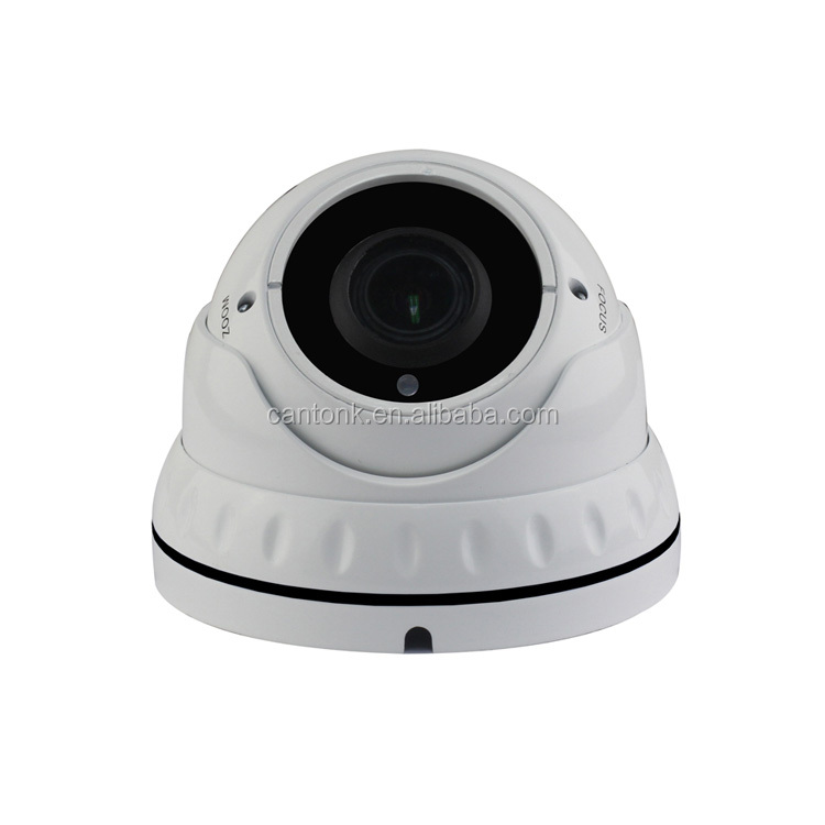 IR day night vision Waterproof smart phone remote surveillance 1200tvl dome cctv camera