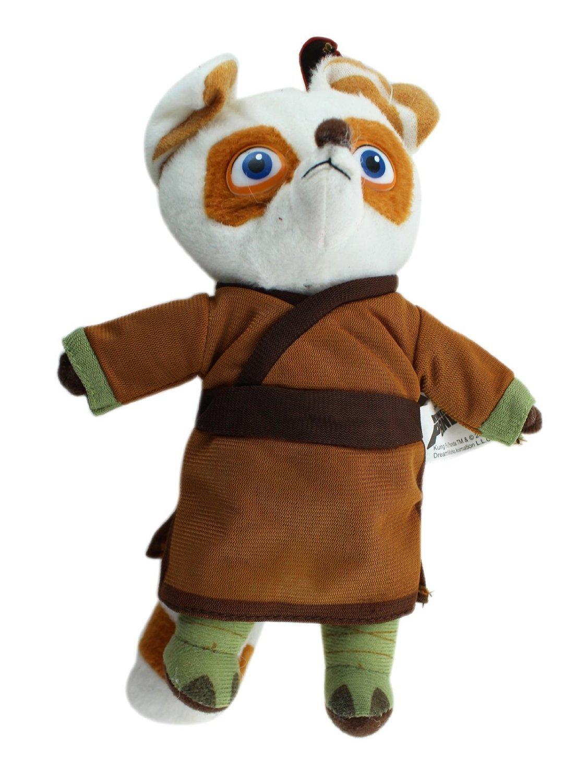 "Master Shifu Plush Toy - Kung Fu Panda Plush Toy (8"")"