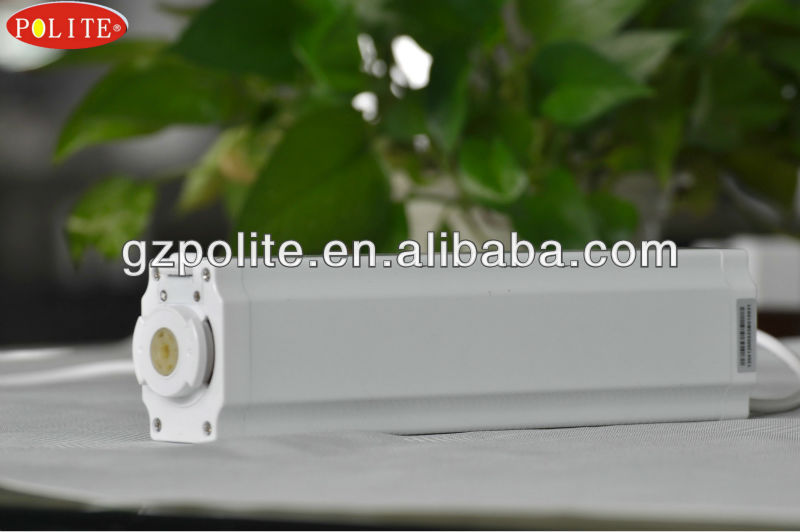 China factory-POLITE automatic curtain motor/home automation electric curtain motor/control system motoried curtain