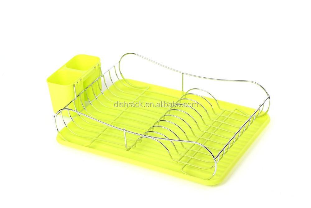 Plastic Coated Basket For Kitchen Sink