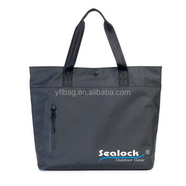 fashion wholesale waterproof dry tote bag leisure sling bag