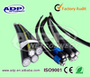 0.6/1KV ABC cable , quadruplex service drop , aluminum wire