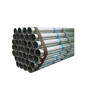 factory supply 3 4 6 inch hot dipped galvanized pipe