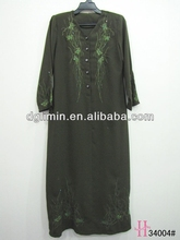Best Abaya Lady Embroidered and Beading Design