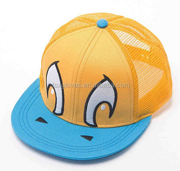Custom Cartoon Sports Snapbacks Hats New Bulls trucker Snapback mesh  Snapbacks Caps for kids 065693281eb