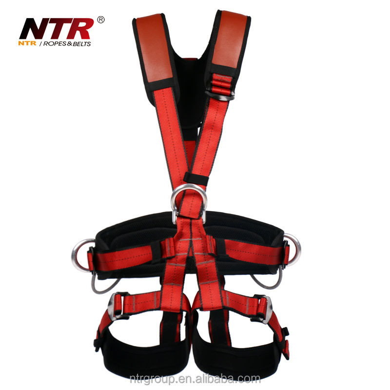 NTR high-quality rescue safety harness rescue parachute