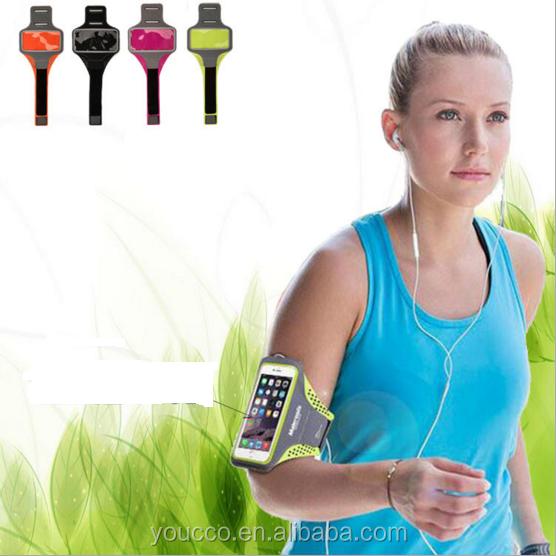 On Line Shopping Mobile Phone Case Neoprene Armband Arm Bag