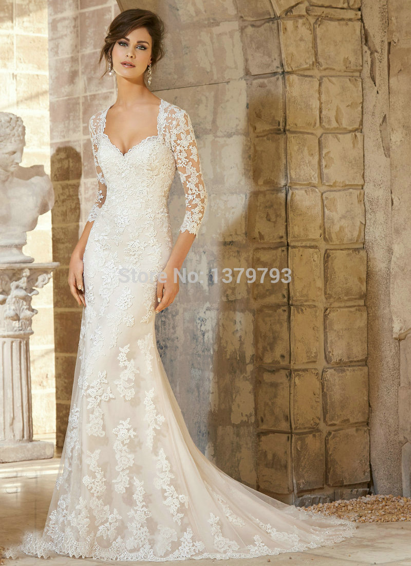 6fd5eb69a1 long sleeve lace bohemian wedding dress long sleeve lace bohemian wedding  dress ...