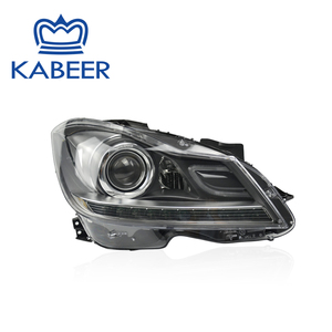 Factory price car accessories headlight for W204/C200 2010 CAR LIGHTING