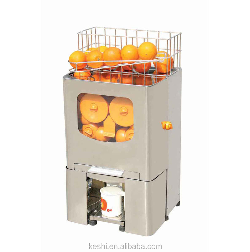 commercial waring pro juicer for frozen yogurt store