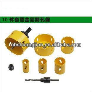 Hole saw power tool parts