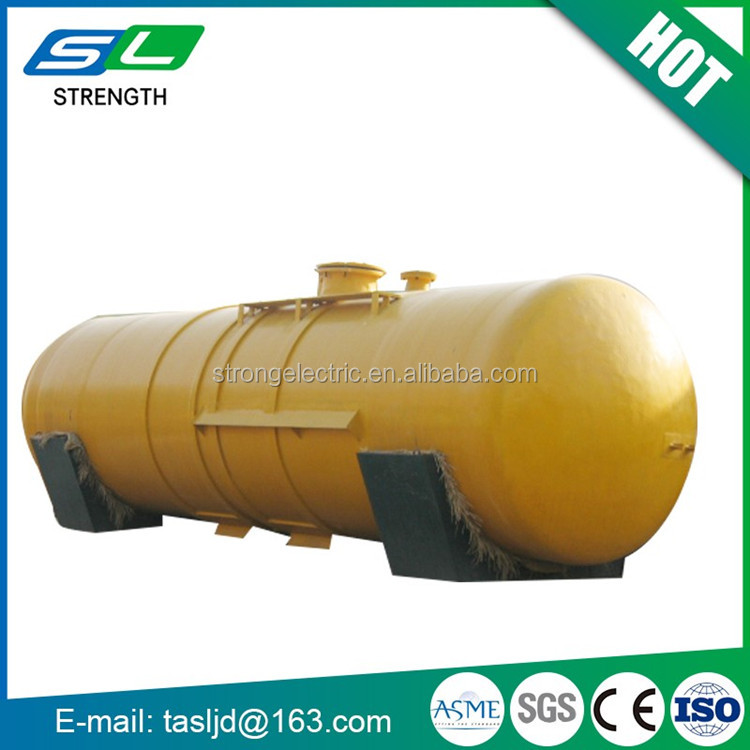 Good quality fuel tank gas station Volume 5 to 200 cubic meters lpg fuel tank