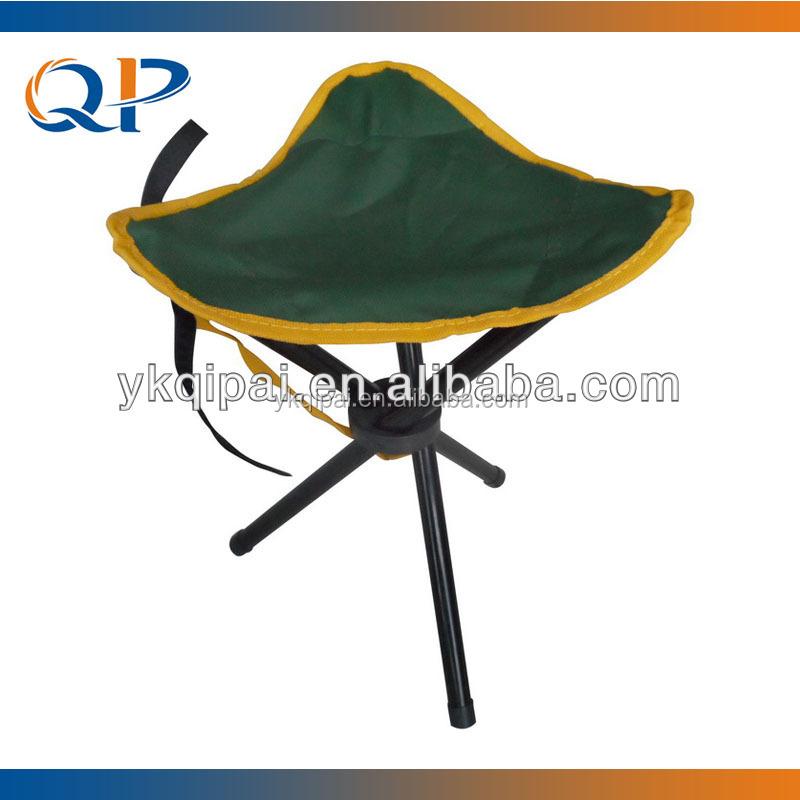 Camping Tripod Folding Stool Chair Fishing Foldable Portable Fishing