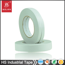Slit Rolls Solvent or Hotmelt Double Sided White Tissue Tapes made in China