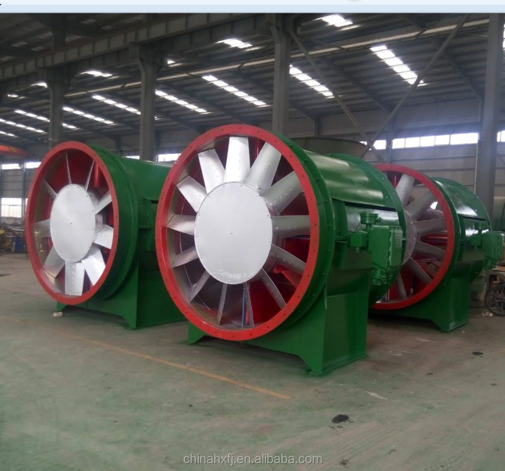 High Quality Industrial explosion-proof Ventilation <strong>Fan</strong> for mines /High-speed Industrial Axial Flow <strong>Fan</strong> Manufacturer