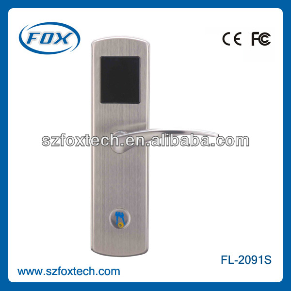 NEW!!! EU standard high popular firm design fashionable looking new hotel lock