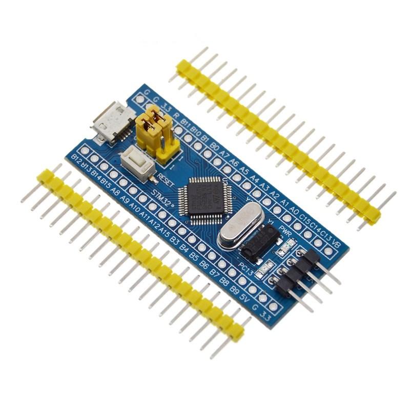 Free Shipping STM32F103C8T6 ARM STM32 Minimum System Development Board  Module Forarduino
