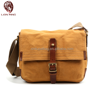 f05590b430 Fashion Men Blank Canvas Messenger Bag Cooler Sling Bag - Buy ...