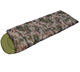 popular style three season polyester camouflage mummy style hollow cotton filling camping sleeping bag