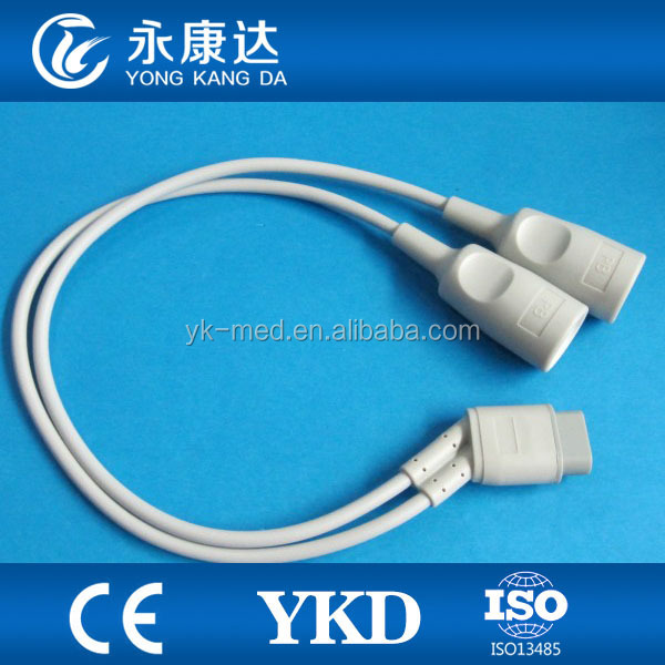 Compatible drager IBP Adapter Cable and pressure transducer