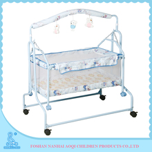 Safety Comfortable Design Mini Baby Swing Cradle Baby Crib