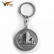 <span class=keywords><strong>Chaveiro</strong></span> personalizado, 3D Keychain do Metal, Corrente Chave Titular