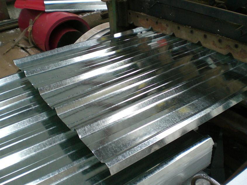 Type Of Corrugated Roofing Sheet Material/zinc Aluminum Roofing ...