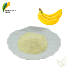 Professional manufacturer pure makeup extract green banana powder price