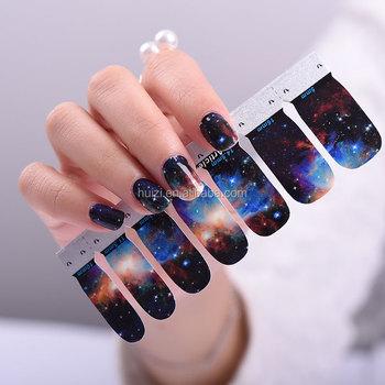 2016 Clic Nail Dress Korea Design Polish Sticker For Finger Nails