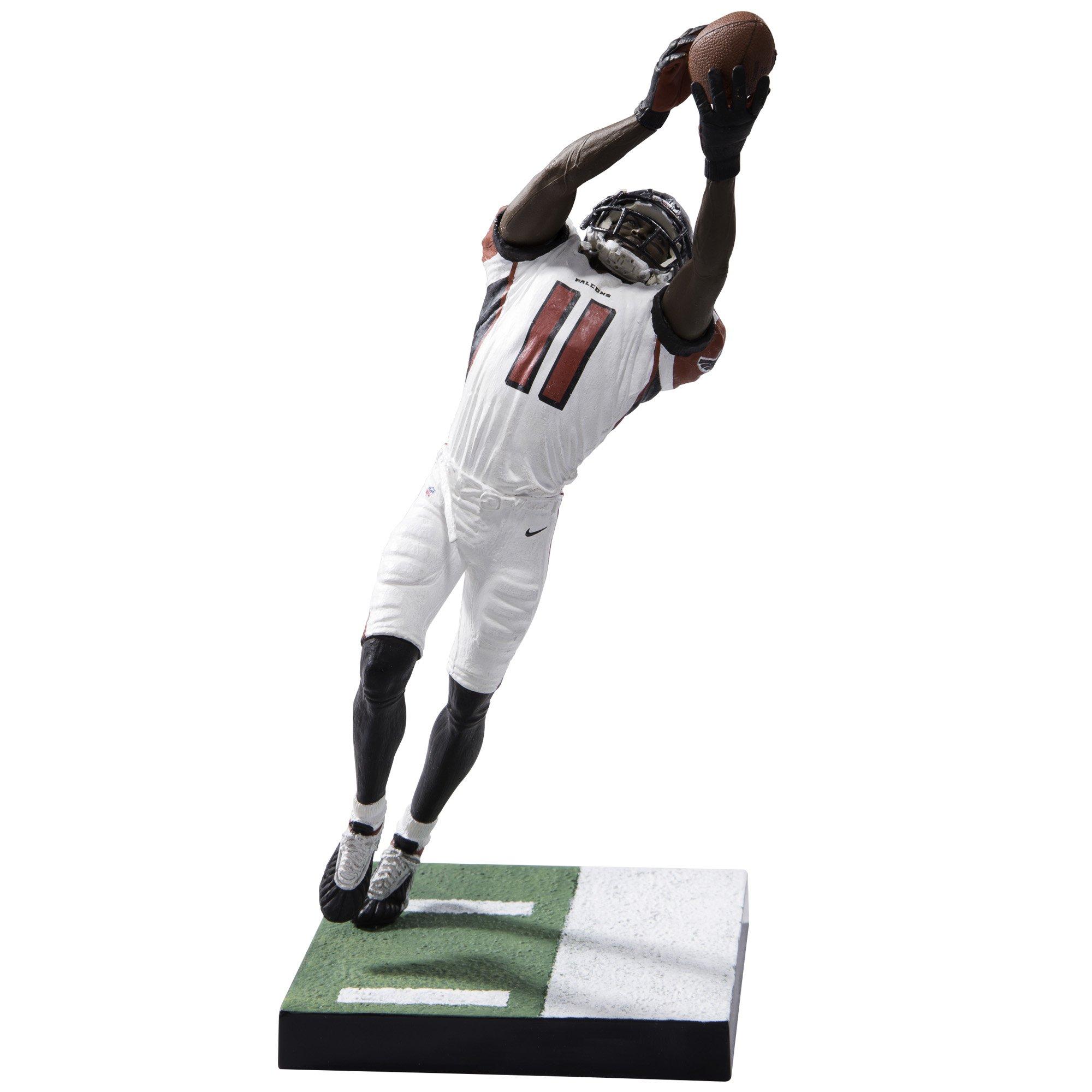 McFarlane Toys Ea Sports Madden NFL 17 Ultimate Team Series 2 Julio Jones  Atlanta Falcons Action 8d2afcb2a
