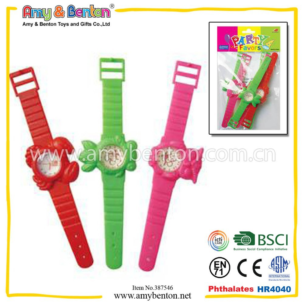 Plastic Watch Promotional Watch Children Watch