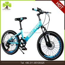 Alibaba hot sale single speed boys 20 inch mountain bike/high quality big kids bikes/cheap price China children bicycle for sale