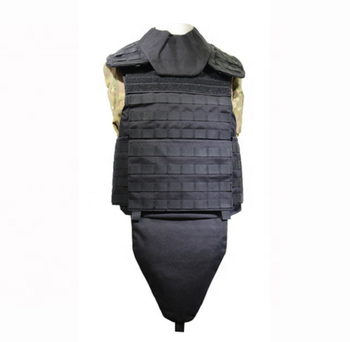 Army bullet proof vest full body armor suit bulletproof body armor