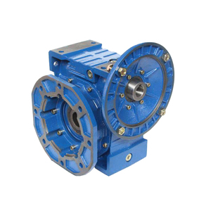 Auger Cycloidal 1:20 Ratio Reduction Nmrv 75 Gearbox